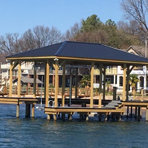 Custom Dock Builders